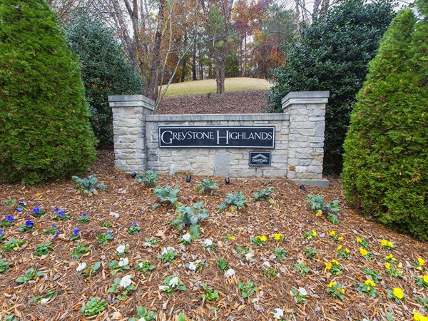 Greystone Highlands Community in Birmingham