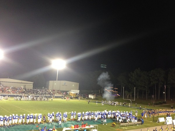 Fairhope High School football game