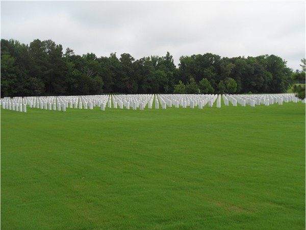 National Cemetery, Montevallo