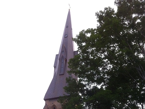 Check out the historical churches in downtown Huntsville