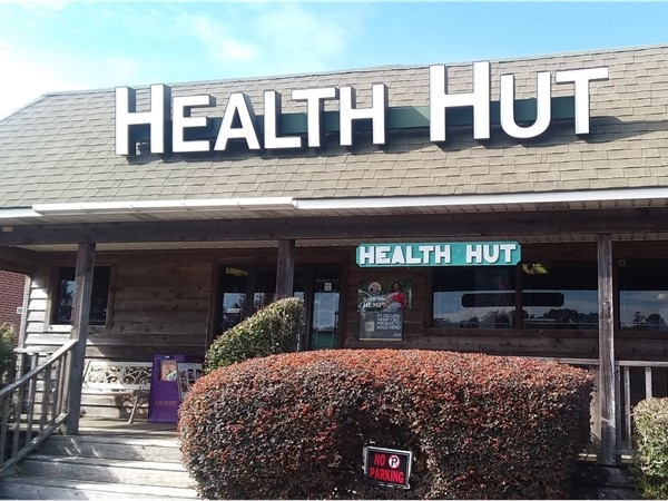 Health Hut off of Schillinger and Airport