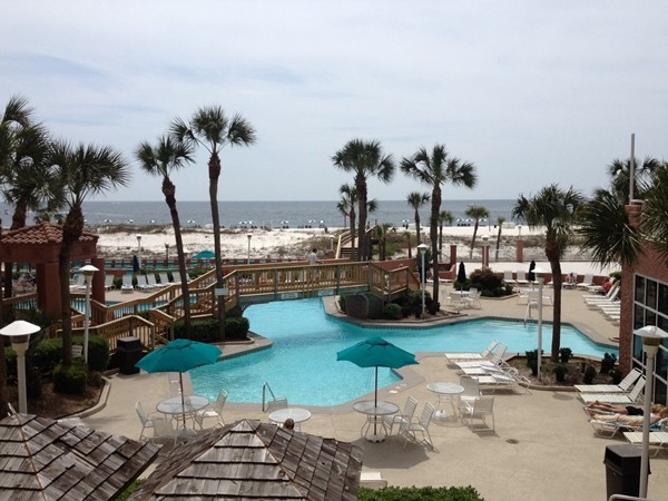 Perdido Beach Resort - An awesome gulf front getaway in Orange Beach!