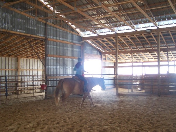 We have houses with riding stables near them all over North Alabama