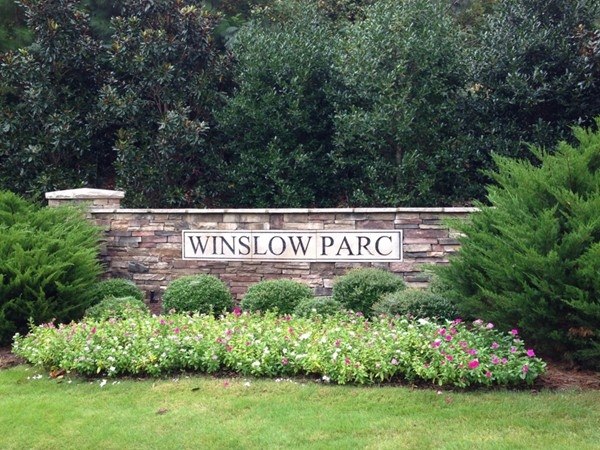 Winslow Parc is a wonderful place to raise your family