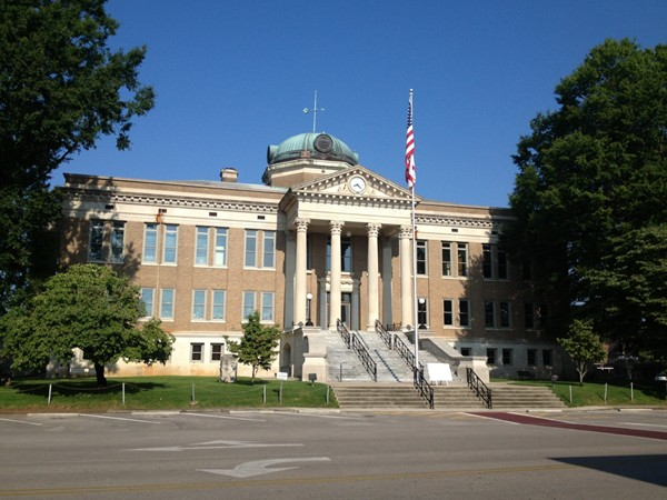 Athens/Limestone County Courthouse