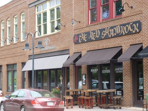 Enjoy a cold beverage at the Red Shamrock in Mt. Laurel
