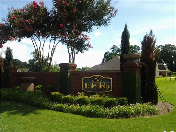 Henley Hedge off Vaughn Rd priced from $398,000 to  $635,000. Large lots, large homes