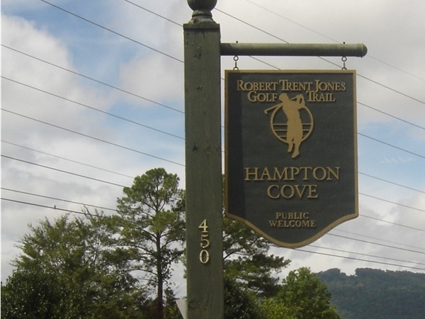 Robert Trent Golf Course - Hampton Cove