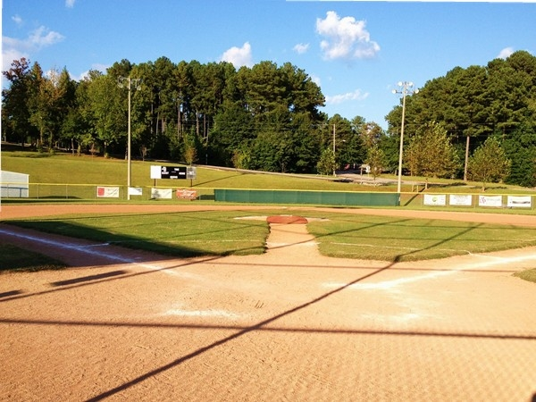 Trussville Recreational / Youth Sports ball field