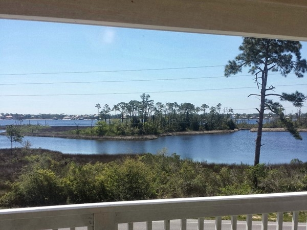 Great water views at an affordable price! Bayfront complex in laid back community.