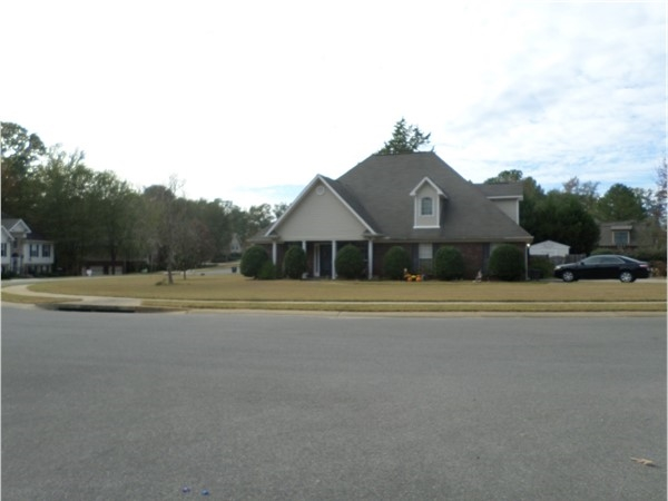 Typical home in Chinaberry