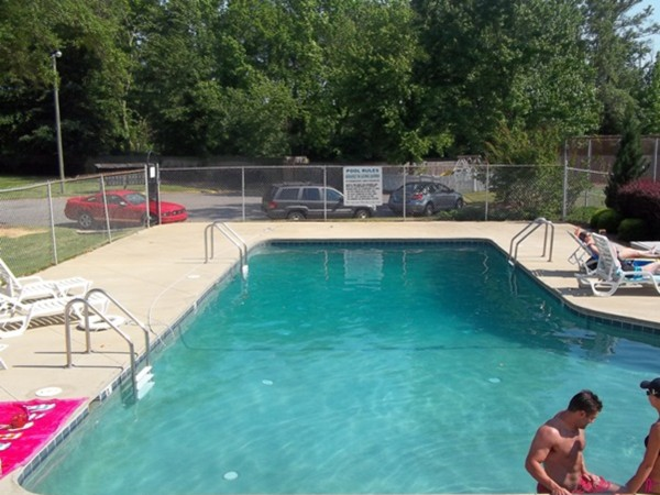 All homeowners in Reston Place have access to pool, playground, lake and tennis courts