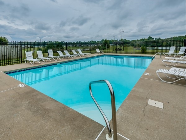 Harper Creek pool