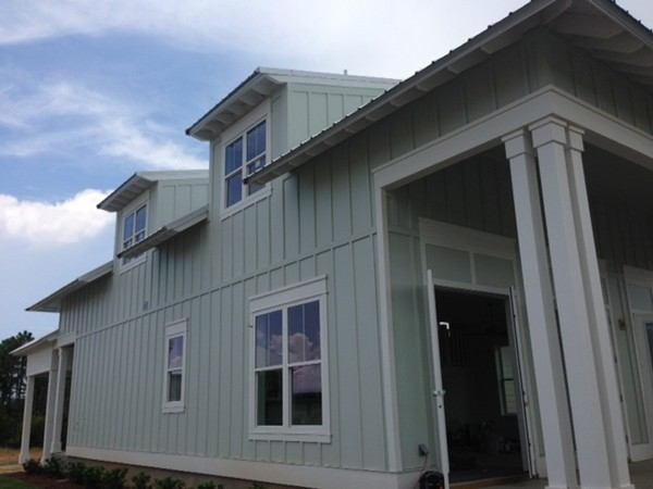 New Construction at Cypress Village in Orange Beach