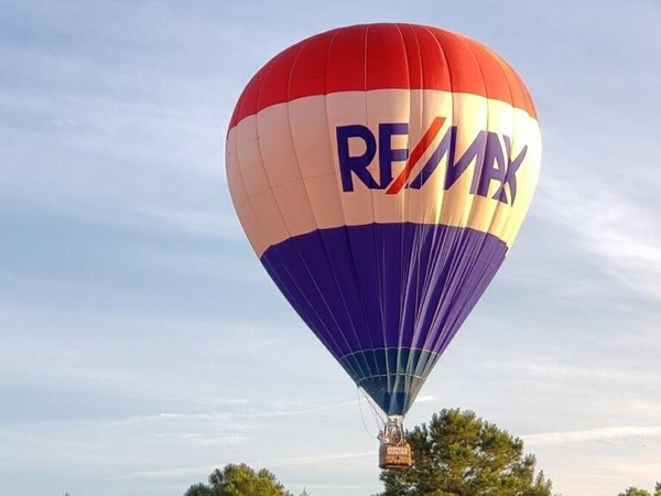 I finally took a flight in the RE/MAX Balloon during the Hot Air Balloon Festival in Foley