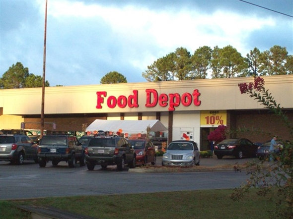 The Food Depot, a local market for over 40 years