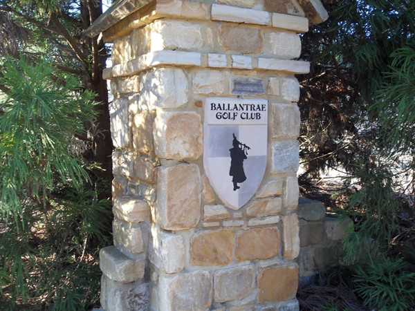 Welcome to Ballantrae Golf Club