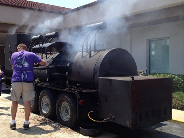 The Cookout on the Coast fundraiser began in 1966. It's a celebrated Orange Beach tradition!