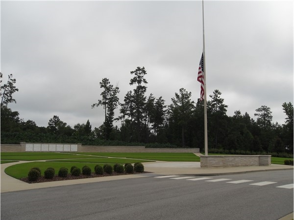 National Cemetery in Montevallo