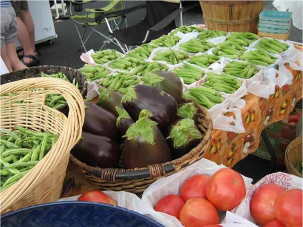 Great assortment at Green Street Market