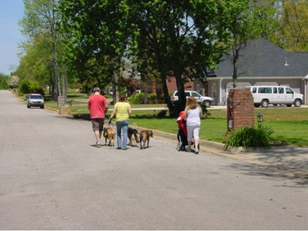 Indian Trace subdivision is a family friendly neighborhood to call home