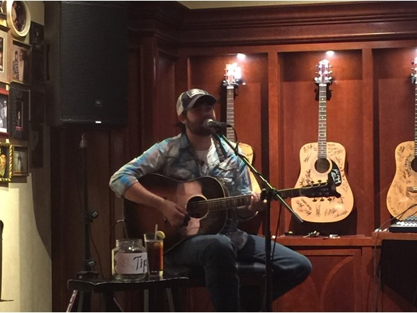Swampers in the Marriott Shoals Hotel offers live music seven days a week from local musicians