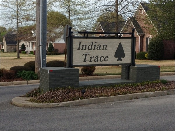 Indian Trace subdivision is a popular choice among families desiring to live in Athens Al