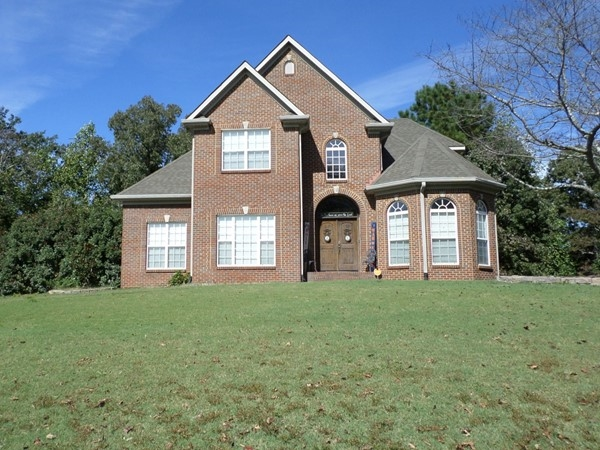 Typical home in The Woodlands