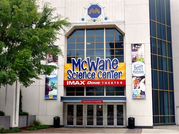 McWane Center is truly one of the best learning museums In America
