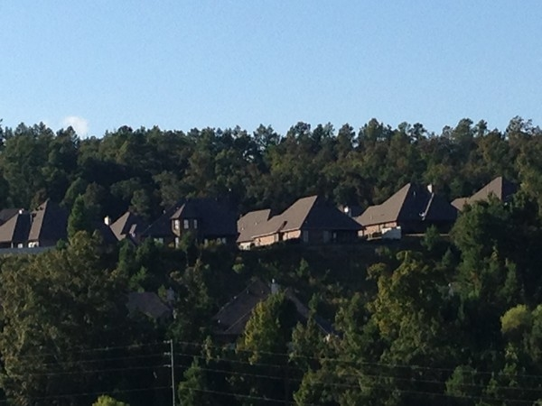 Homes in The Foothills