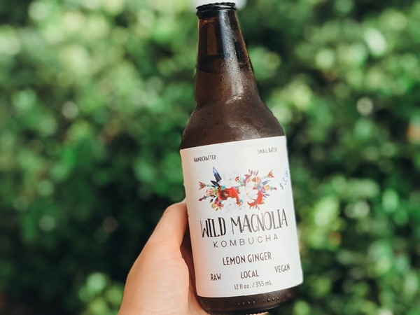A handcrafted, small batch Gulf Coast Kombucha company