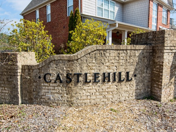 Welcome to Castlehill, tucked away in sought after Vestavia Hills