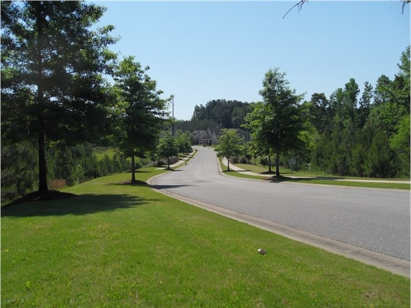 Entrance to Hillsboro subdivision