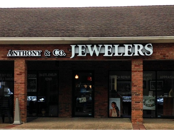 Family owned, local jeweler.