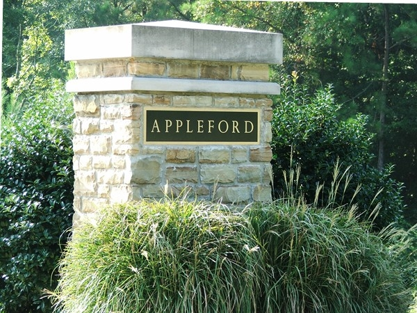 The Appleford community is part of Hillsboro