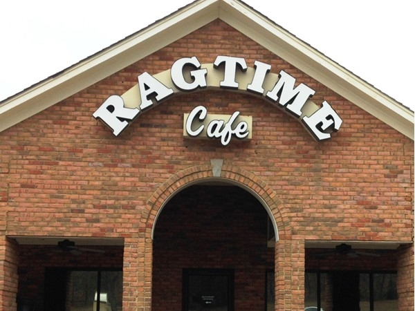 Ragtime Cafe on Valleydale Rd.