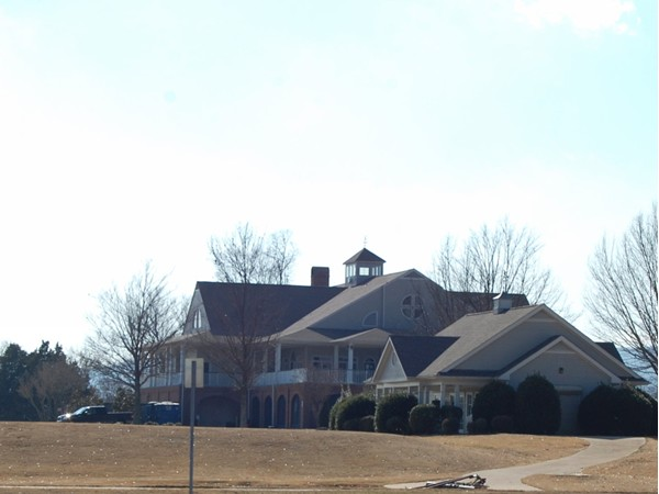 RTJ Club House at Hampton Cove